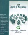 KIIT Journal of Management Vol.6
